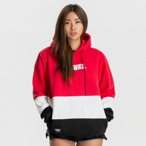 GPH216 3POINT HOODIE RED