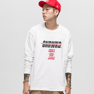 GWL312 LONG SLEEVE - WHITE