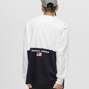 GWL313 LONG SLEEVE - WHITE