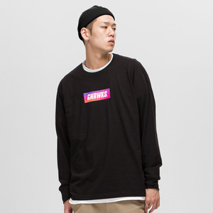 GWL326 LONG SLEEVE - BLACK