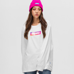 GWL326 LONG SLEEVE - WHITE
