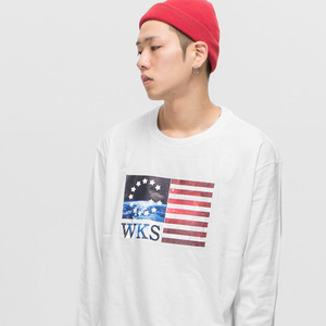 GWL332 LONG SLEEVE - WHITE