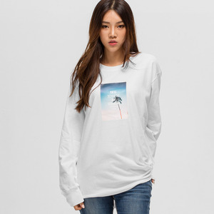 GWL333 LONG SLEEVE - WHITE